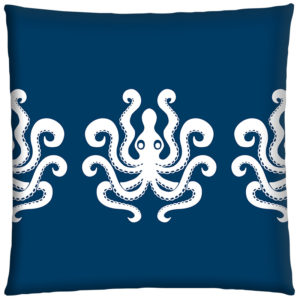 Coussin Octopus